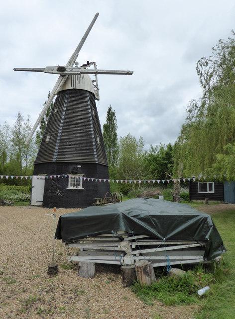 Northfield windmill, Soham