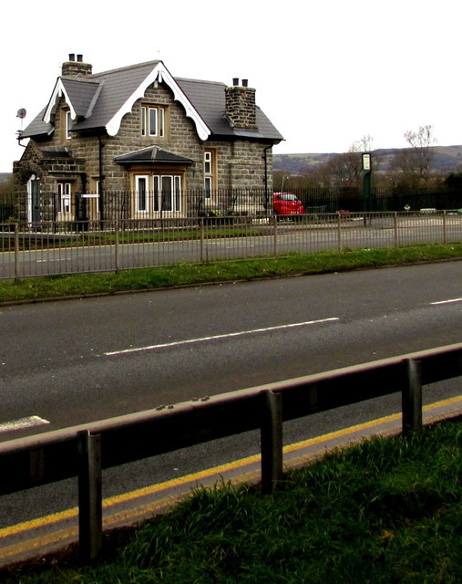 North Lodge, Malpas, Newport