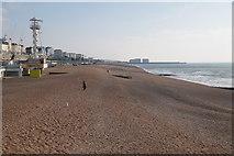 TQ3103 : Brighton beach by Mike Pennington