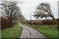 SX1983 : Lane to Tregue by Derek Harper
