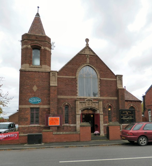 George Lane United Reformed Church