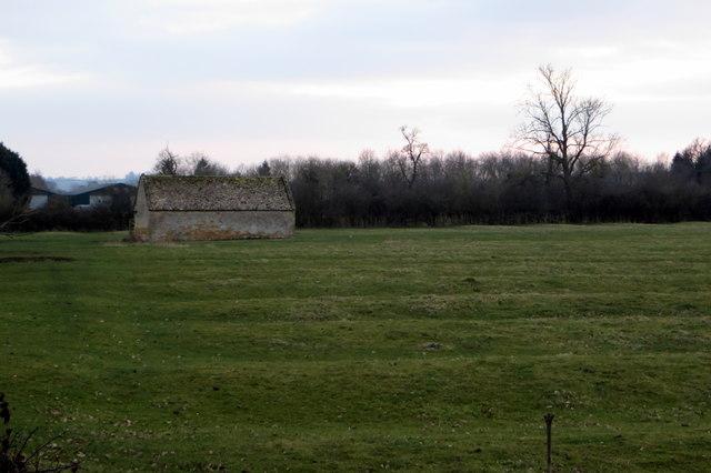 Farm building by Boram Farm