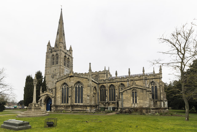All Saints' church, Oakham