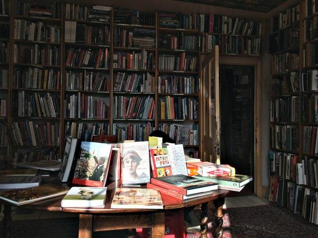 """Inside the """"Art Room"""""""