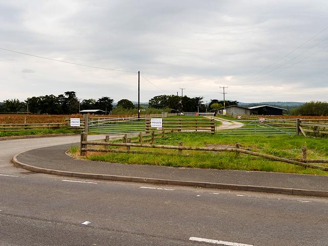 Maes Elwy Farm