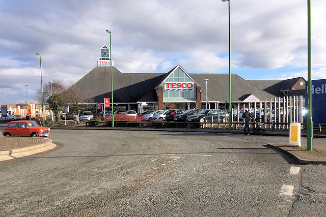 Tesco Formby Superstore