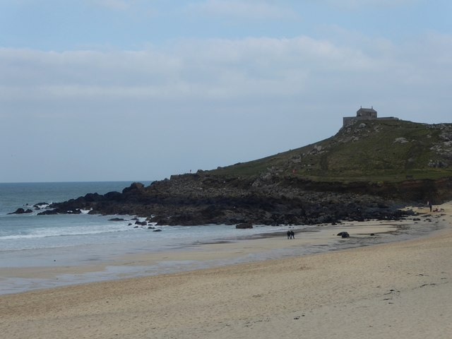 St Nicholas's Chapel from Beach Road