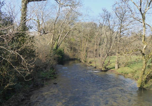 River Fowey, Restormel