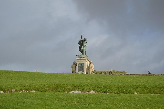 War Memorial, Western Bastion