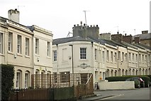 NZ2464 : Leazes Crescent, NE1 by Mike Quinn