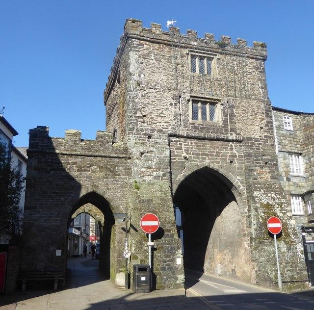 Launceston - The South Gate