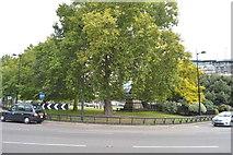TQ2879 : Park Lane by N Chadwick