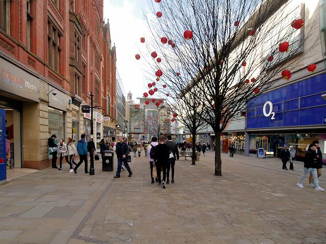 Manchester, Market Street