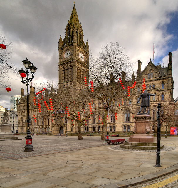 The Town Hall, Albert Square