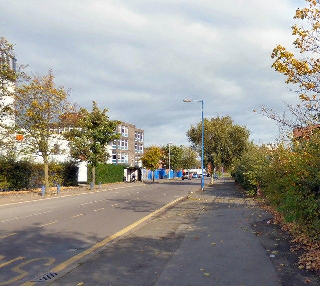 Sharston Road