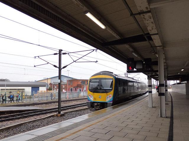 Transpennine to Newcastle
