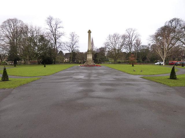Memorial Gardens, York