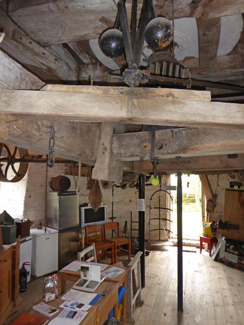 Great Mill, Haddenham - ground floor