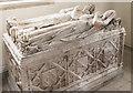 SK9211 : Tomb of John & Alice Harrington, Exton Church by Julian P Guffogg