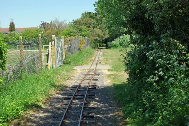 Miniature railway, Norfolk Gardens