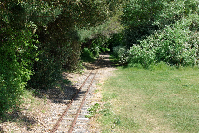 Miniature railway, Norfolk Gardens