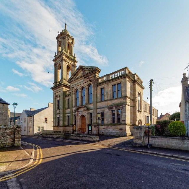 Tain Free Church of Scotland