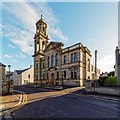 NH7781 : Tain Free Church of Scotland : Week 8