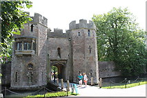 ST5545 : The Bishops Palace  (14) by Chris' Buet