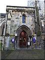 SE5951 : Holy Trinity Micklegate - entrance by Stephen Craven