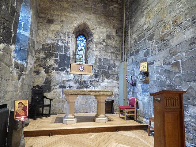 Holy Trinity Micklegate - St Nicholas chapel