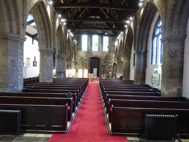 Holy Trinity Micklegate - nave