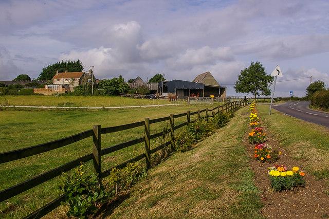 Coppid Hall Farm