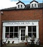 SO5139 : The Little Black Dog Cafe by Jonathan Billinger