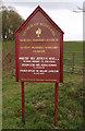 NX4646 : Sorbie Parish Church by Billy McCrorie