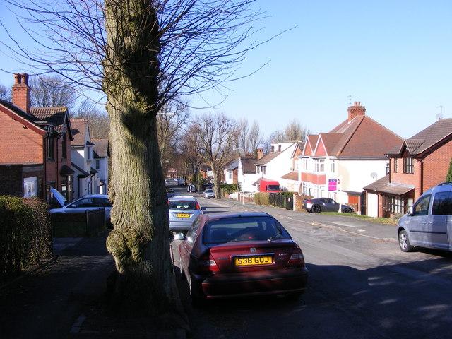 Claremont Road View