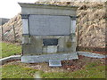 NJ7820 : A family lair in Inverurie Bass Cemetery by Stanley Howe