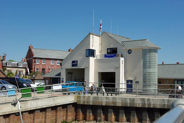 Littlehampton Lifeboat Station