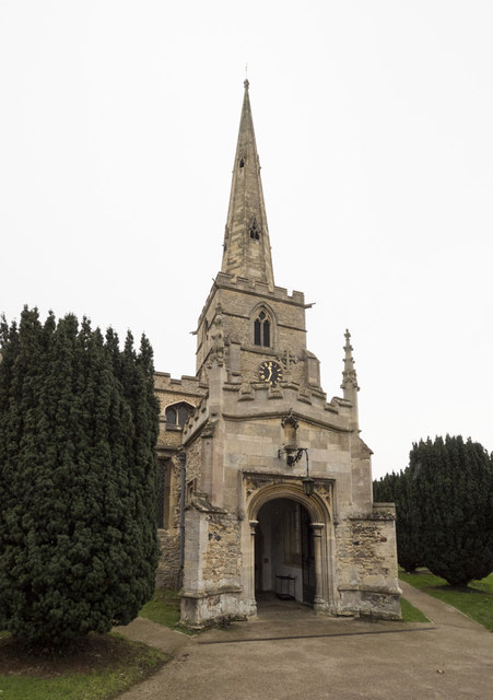 St Andrew, Chesterton