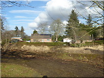 NJ7820 : Urie Cottage, Inverurie by Stanley Howe