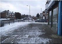 TQ2087 : Church Lane, Kingsbury by David Howard