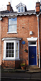 SP3265 : Leamington Spa: site of Blue Plaque - 21 Rosefield Street by 360Libre