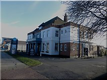 NZ3371 : The Hunting Lodge, West Monkseaton by Graham Robson