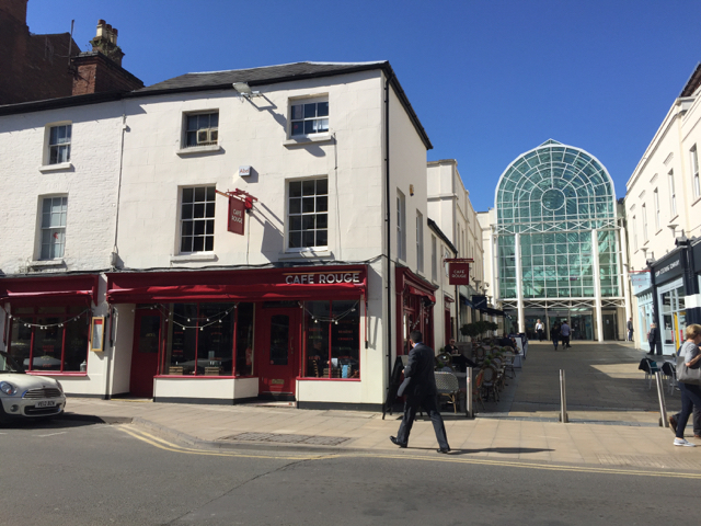 Cafe Rouge Leamington Spa Opening Hours