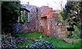 NY1133 : The Chancel of Bridekirk old church by Matthew Hatton