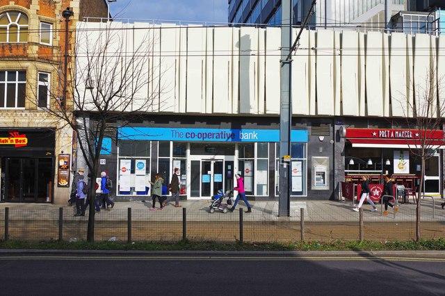 The Co-operative Bank, 91 George Street, Croydon