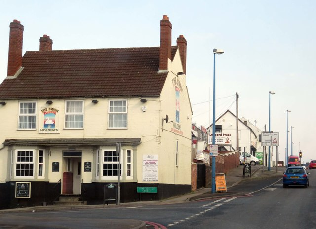 The Swan in Cradley Heath