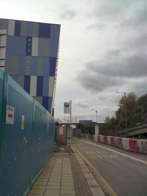 Great Egerton Street Bus Stop