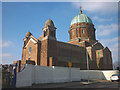 SJ3093 : The Church of SS Peter, Paul and Philomena, New Brighton by Karl and Ali