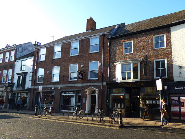 The Rattle Owl, Micklegate
