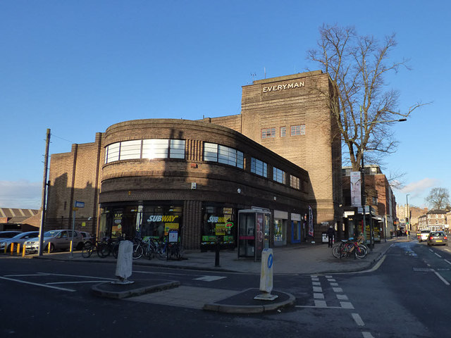 Everyman Cinema, Blossom Street, York